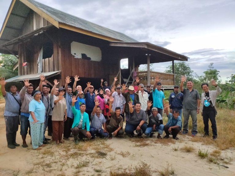 PETAI Mengunjungi KTHK Pemegang Izin Areal Kemitraan Konservasi Di Sekoci Lepan, TNGL